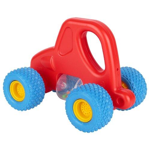 Каталка-игрушка Полесье Беби Грипкар (38210) красный / голубой