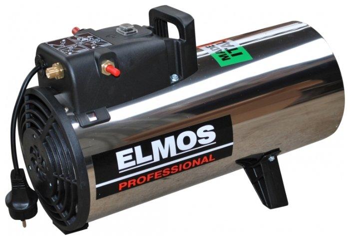 Газовая промышленная пушка Elmos GH-12 для обогрева