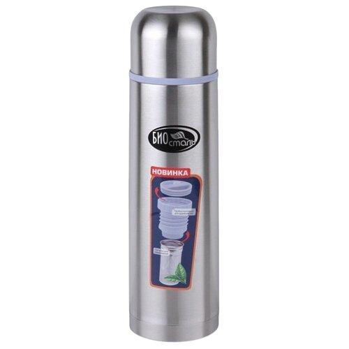 Классический термос Biostal NB-750Z (0,75 л) стальной