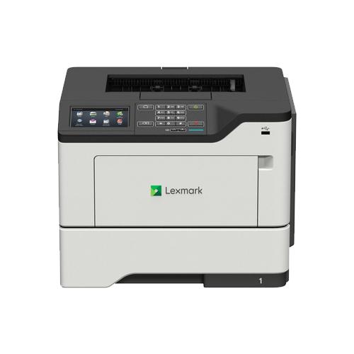 Фото - Принтер Lexmark MS622de, черный/белый принтер лазерный lexmark cs521dn 42c0068