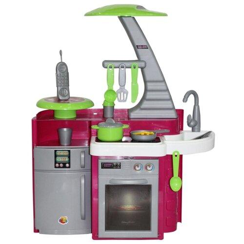 Кухня Coloma Y Pastor Laura 56320/49896 красный/серый/белый кухня полесье coloma y pastor marta в коробке