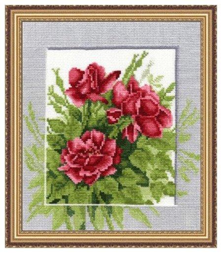Сделай своими руками Набор для вышивания крестиком Символы. Любовь 20 x 23 см (С-05)