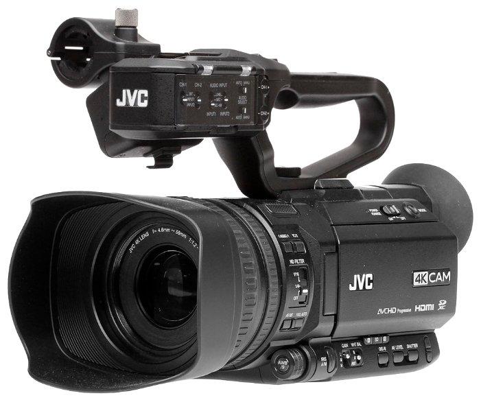 Видеокамера JVC GY-HM180E