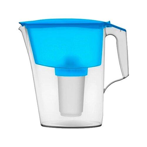 Фильтр кувшин Аквафор Ультра 2.5 л голубой фильтр кувшин для воды аквафор ультра зеленый