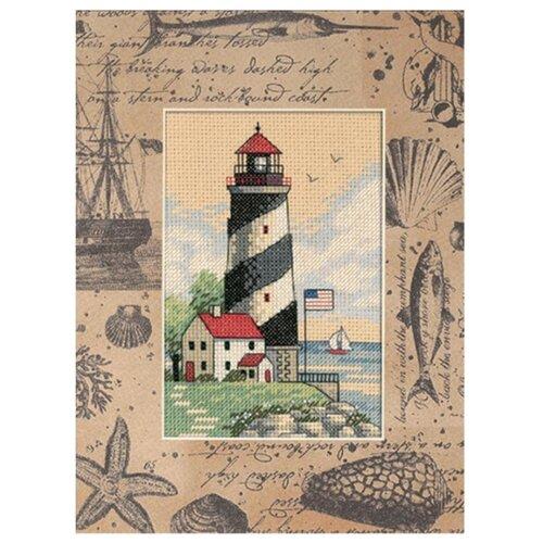 Купить Dimensions Набор для вышивания крестиком Свет в море 20 х 25 см (06924), Наборы для вышивания