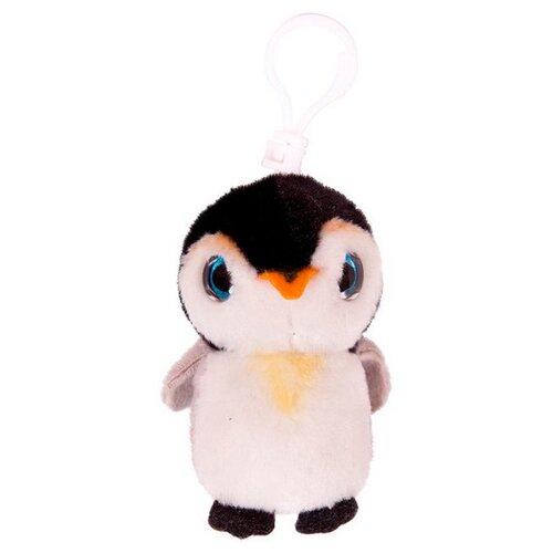 Игрушка-брелок Chuzhou Greenery Toys Пингвин 9 см