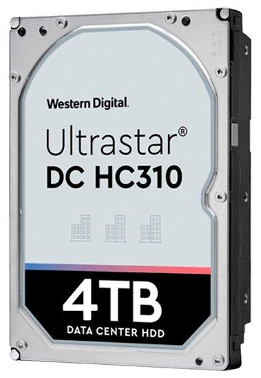 Жесткий диск Western Digital Ultrastar DC HC310 4 TB (HUS726T4TALA6L4)
