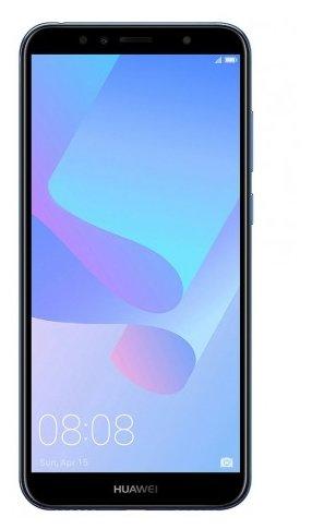 Телефон Huawei Y6 Prime Black (2018)
