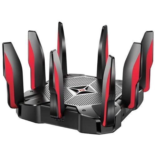 Wi-Fi роутер TP-LINK Archer C5400X черный wi fi роутер tp link m7350 черный