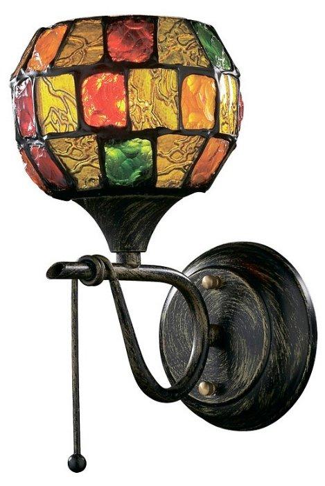 Настенный светильник Odeon light Velute 2094/1W