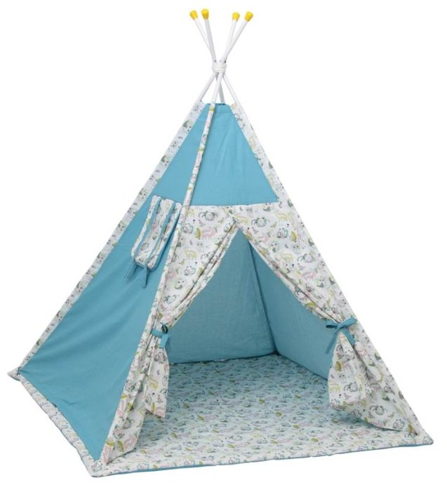 Палатка Polini Последний богатырь (Лес)