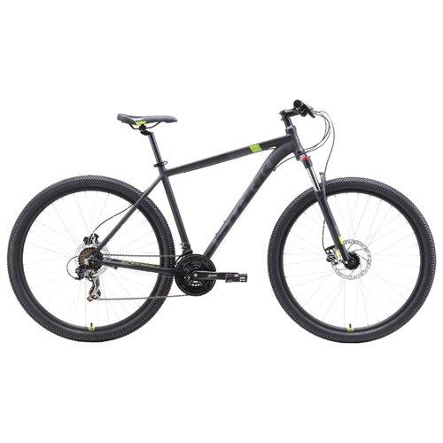 цена на Горный (MTB) велосипед STARK Hunter 29.2 HD (2019) черный/серый/зеленый 20 (требует финальной сборки)