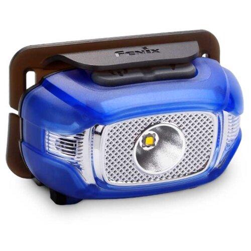 Налобный фонарь Fenix HL15 синий налобный фонарь fenix hl15 cree xp g2 r5 neutral white черный