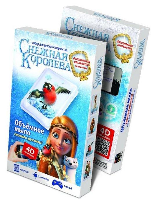 Фантазёр Мыло Снежная королева Снегирь (403103)