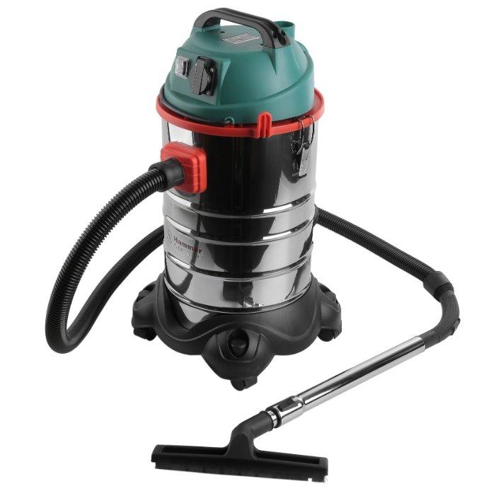 Профессиональный пылесос Hammer Flex PIL30A 1400 Вт