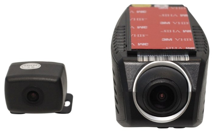 Видеорегистратор RedPower DVR-UNI2-N Dual, 2 камеры