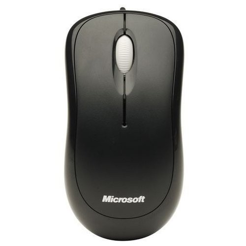 Мышь Microsoft Basic Optical Mouse for business 4YH-00007 Black USB