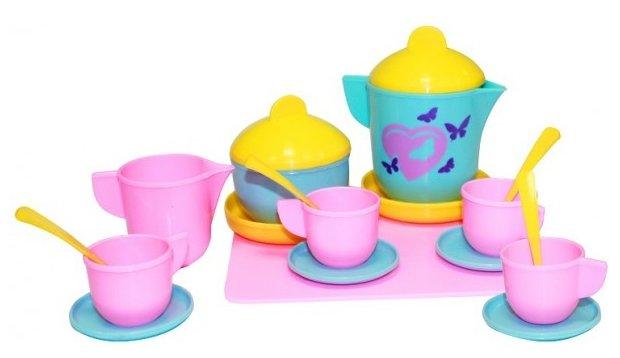 Набор посуды Пластмастер Праздник 21072