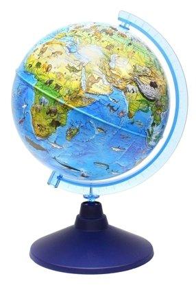 Глобус Зоологический (с животными) d=21 см, арт. 32656 Globen Ке012100207