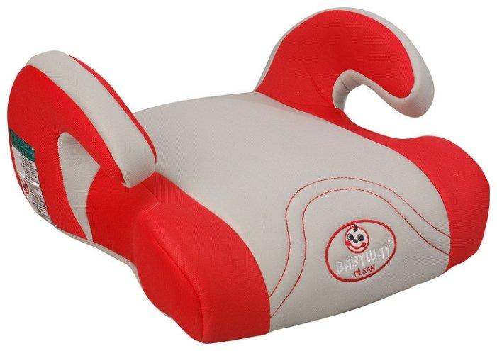 Автокресло группа 3 (22-36 кг) pilsan Relax Booster