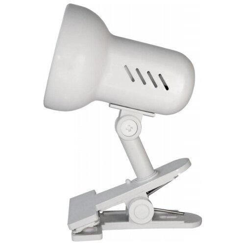 Настольная лампа Camelion Light Solution H-035 C01, 60 Вт настольная лампа camelion light solution h 035 c03 60 вт
