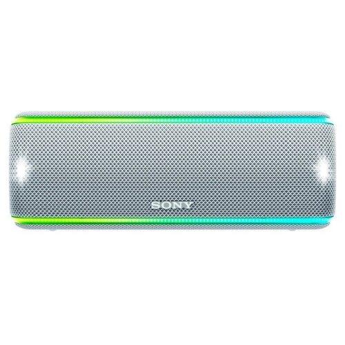 Купить Портативная акустика Sony SRS-XB31 white