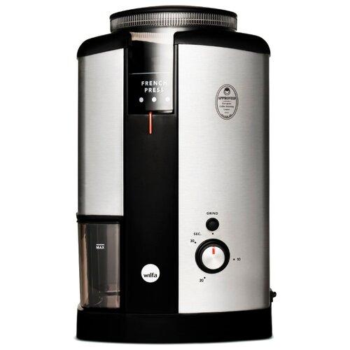 Фото - Кофемолка Wilfa WSCG-2, серебристый/черный кофемолка