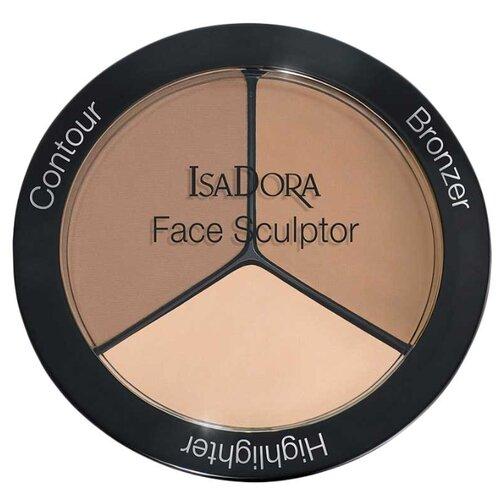 IsaDora Многофункциональное средство для макияжа лица Face Sculptor 03, nude
