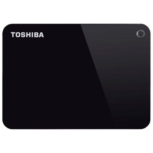 Внешний жесткий диск Toshiba Canvio Advance 1TB черныйВнешние жесткие диски и SSD<br>