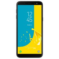 Смартфон Samsung Galaxy J6 (2018) 32GB Black (черный) (RU)