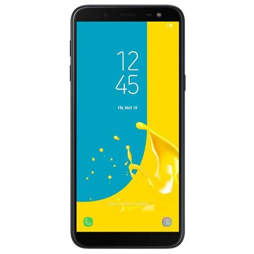 Купить Смартфон Samsung Galaxy J6 (2018) 32GB черный (SM-J600FZKGSER)