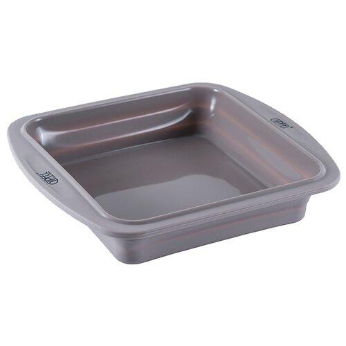 Форма для выпечки силиконовая GIPFEL Eco 2523 (27х24х5 см) половник eco quelle gipfel 1013716
