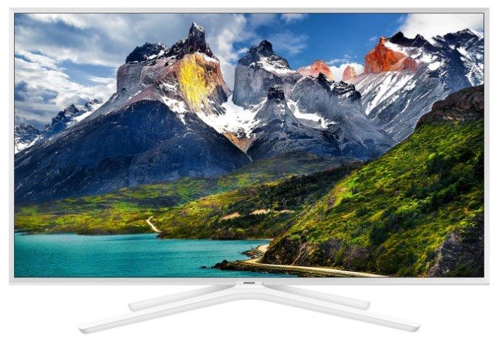 """Телевизор Samsung UE43N5510AU 42.5"""" (2018) — 1 цвет — купить по выгодной цене на Яндекс.Маркете"""