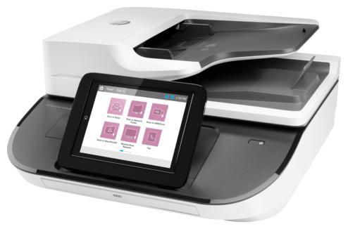Сканер HP Digital Sender Flow 8500 fn2