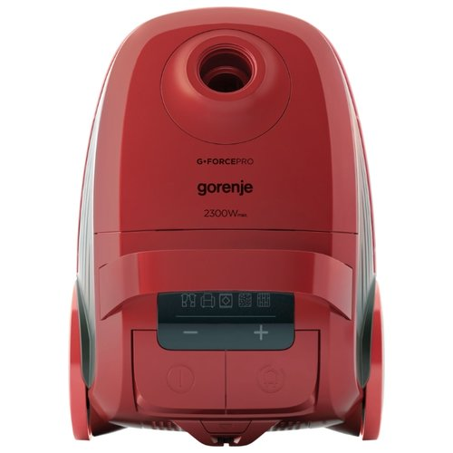 цена Пылесос Gorenje VC 2321 GPRRCY красный онлайн в 2017 году