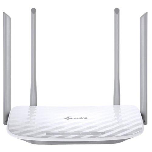 Wi-Fi роутер TP-LINK Archer C50(RU) белый  - купить со скидкой