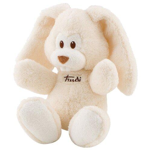 Мягкая игрушка Trudi Заяц Вирджилио кремовый 26 см балдахин baby expert abbracci trudi кремовый нейлон