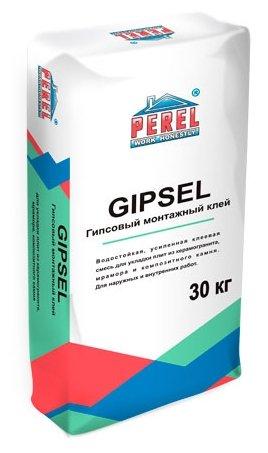 Клей для плитки и камня Perel Gipsel 5330 зима 30 кг