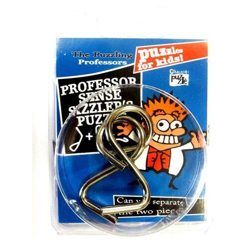 Купить Головоломка Kaisiqi Puzzle The Puzzling Professors Professor Sense Змейка (5579), Головоломки
