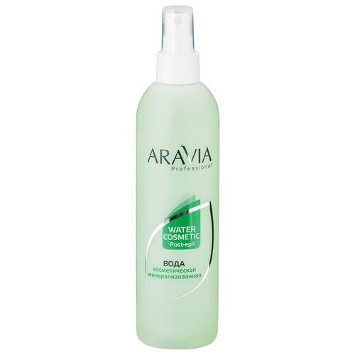 Aravia Вода косметическая Professional минерализованная с мятой и витаминами 300 мл
