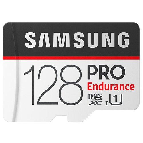 Фото - Карта памяти Samsung microSDXC PRO Endurance UHS-I U1 100MB/s 128GB + SD adapter карта памяти braveeagle u1 64gb синий
