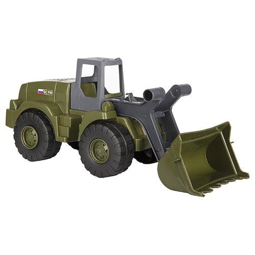 Купить Погрузчик Wader военный Агат (48547/49063/70098) 31 см, Машинки и техника