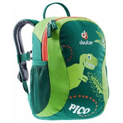 Рюкзак deuter Pico 5 green (alpinegreen/kiwi)Рюкзаки<br>