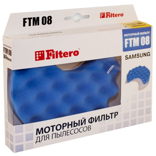 Filtero Моторные фильтры FTM 08 1 шт.