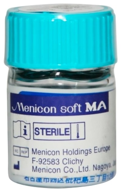 Menicon Soft MA 14 мм (1 линза)