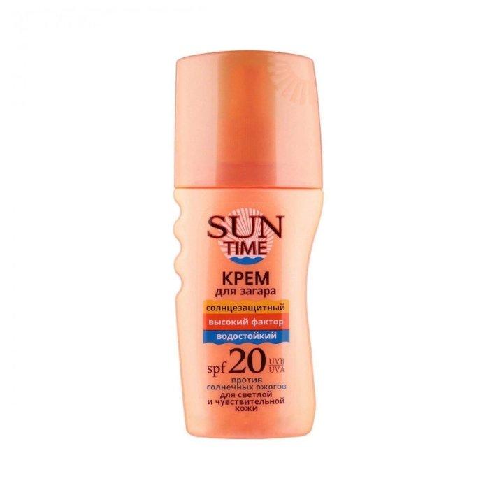 Биокон Sun Time крем для загара SPF 20