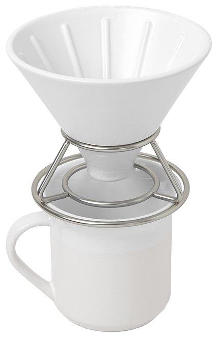 Кофеварка Umbra Набор Perk 1008117-670 (0,28 л)