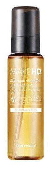 TONY MOLY Масло аргановое медовое Make HD Slik Argan Honey Oil для волос