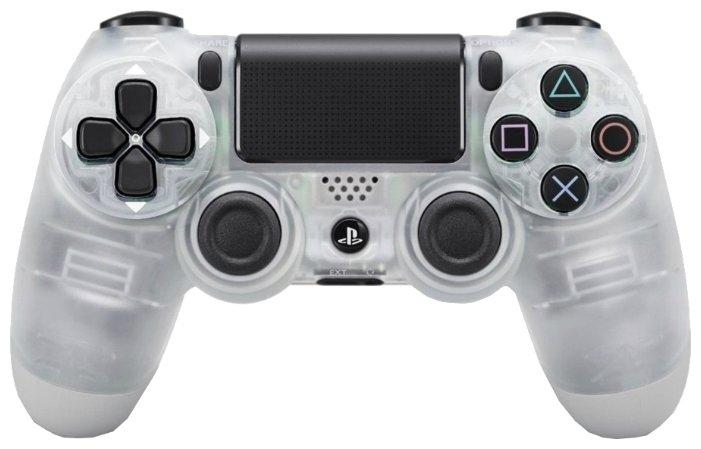 Sony Геймпад Sony Dualshock 4 Crystal