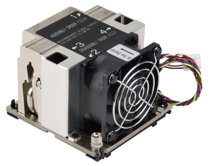 Supermicro Кулер для процессора Supermicro SNK-P0068AP4
